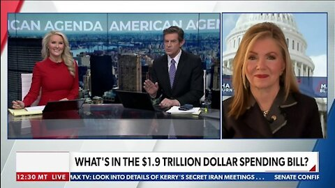 What's in The $1.9 Trillion Spending Bill?