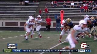 HIGHLIGHTS: Cathedral 21, Center Grove 14