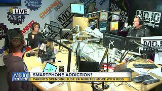 Mojo in the Morning: Smartphone addiction