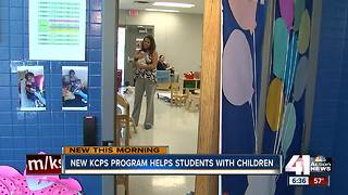 Central High offers new program for teen parents - Video