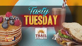 Trail Cafe And Grill: Delicious Breakfast - Video