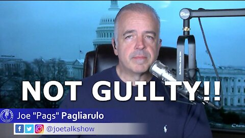 Not Guilty Part 2 -- Pags Reacts to Trump Exoneration