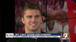 NFL can't dodge Sam Hubbard