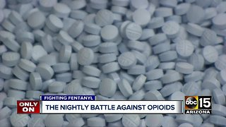 Fighting fentanyl a constant battle for valley first responders