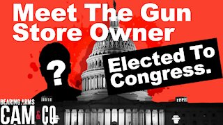 Meet the Gun Store Owner Just Elected to Congress