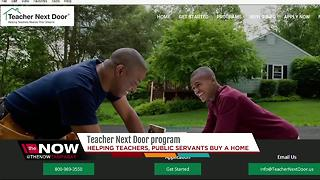 Housing program helps teachers, public servants buy their dream homes - Video