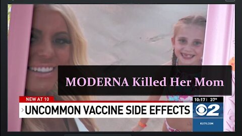 Moderna Claims a Healthy 39 Year Old Mother + Comedian Eugenio Derbez Schools Dr. Fauci On Vaccines