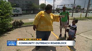 Cleveland man offering free cookouts to families in need is getting hit with resistance from CMHA
