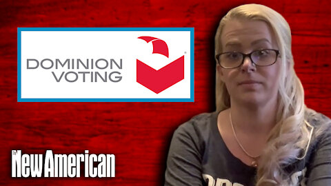 Whistleblower: Dominion Rigged 2020 Election