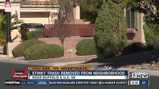 Gated community deals with dirty secret - Video