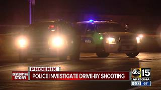 Three shot at party in west Phoenix - Video