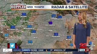 December 20th nightly forecast - Video