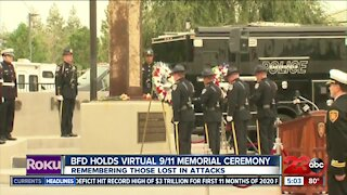 Remembering victims of 9/11