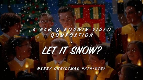 Let It Snow? ~ A cold dark Christmas for the DeepState ~ A #MusicalMeme