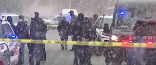 Detroit police officer injured, suspect dead after stabbing and shooting incident