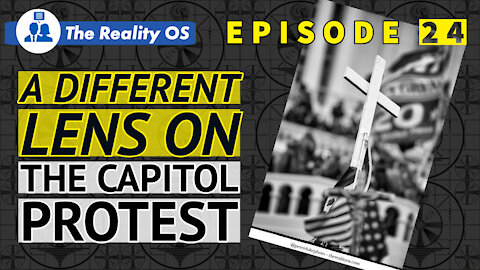 A Different Lens on the Capitol Protest