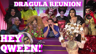 The Boulet Brothers' DRAGULA REUNION on Hey Qween! PROMO - Video