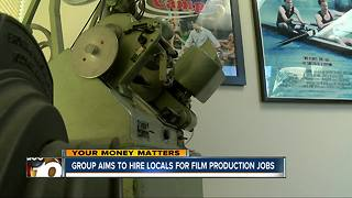 More movie-making job opportunities could come to San Diego - Video