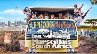 Les Marseillais South Africa - Episode 64+65+66 - Video
