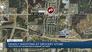 Authorities investigate deadly shooting in north Tulsa