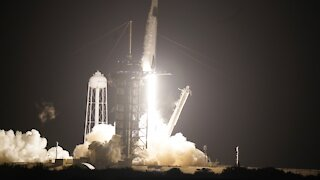 SpaceX Sends 4 Astronauts To International Space Station