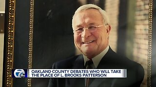 L. Brooks Patterson replacement could be named as soon as Thursday