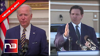 DeSantis Just Put Biden on NOTICE after Declaring State of Emergency in his State for Gas Shortage