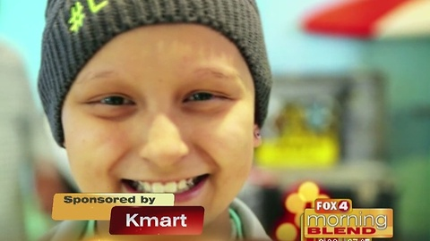 Share the #Love with Kmart and St. Jude Children's Research Hospital 12/2/16