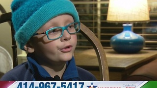 Milwaukee boy looking forward to final cancer treatment - Video