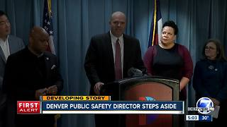 Denver Public Safety director Stephanie O'Malley steps down, replaced by former Indy police chief - Video