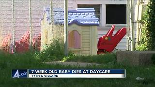 7-week-old infant dies at Milwaukee daycare - Video