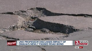 UNO professor discusses impact of Omaha's newly passed road bond