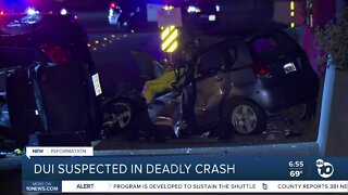 1 dead in Vista head-on collision