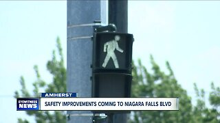 Safety changes coming to Niagara Falls Boulevard