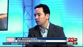 Connecting You with Jay Woodcroft