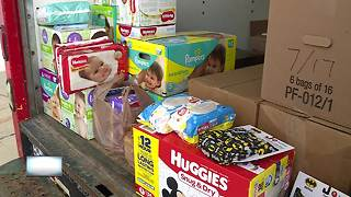 NBC26 Cares Diaper Drive - Video