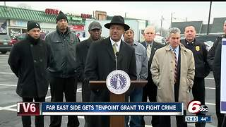 Indy Ten Point Coalition expanding to far east side - Video