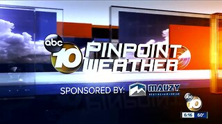 10News Pinpoint Weather Dec. 1