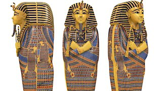 Ancient Mummified Human Remains Found In Egyptian well