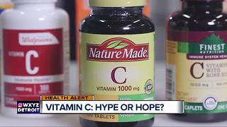 Ask Dr. Nandi: Killing cancer with Vitamin C - Video