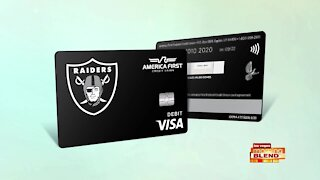 The Official Raiders Debit Card!