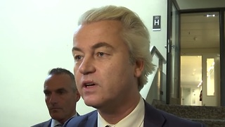 Dit zegt Wilders over z'n Merkel-tweet - Video