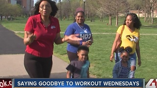 Saying goodbye to Workout Wednesdays