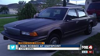 Cape man searching for car after attempted robbery - Video