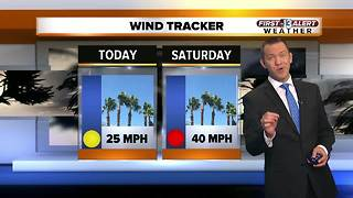 13 First Alert Las Vegas Weather for February 6 Morning - Video