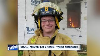 Firefighter Shirts 5p - Video