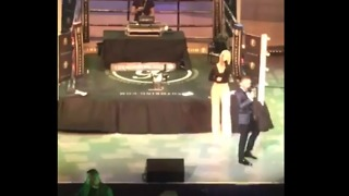 Conor McGregor Leads Chant of 'Glasgow Is Green and White' at Live Q&A - Video