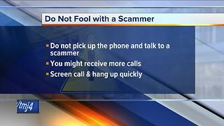 Call 4 Action: Do not try to fool a scammer - Video