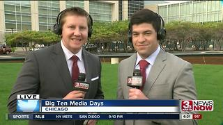 Big Ten Media Days Live Report - Video