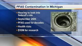 Officials expand investigation into chemicals in Michigan well water
